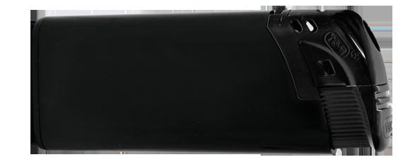 Elektrofeuerzeug mini 100 Stk. 2-seitig 1-farbig bedruckt