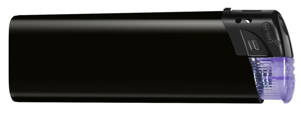 Elektrofeuerzeug CK 100 Stk. 2-seitig, 1-farbig bedruckt