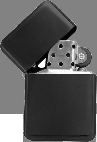 Sturmfeuerzeug 100 Stk. 1-farbig 2-seitig bedruckt