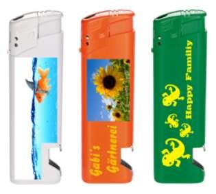 Elektrofeuerzeug mit Flaschenöffner